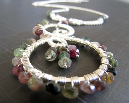 Wire Wrapping and Gemstones