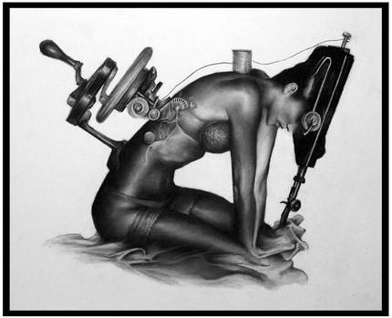Original Art by Jeffrey Richter