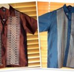 {create} Up-cycling Thai Silk Shirts