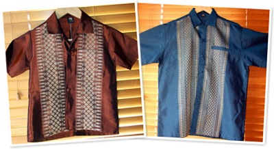 View Silk Shirts