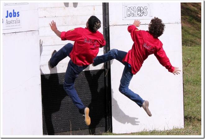 Day 140 - Backtrack Boys Double Flip