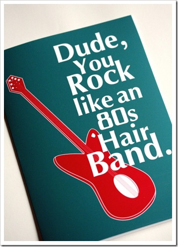 80s Hair Band