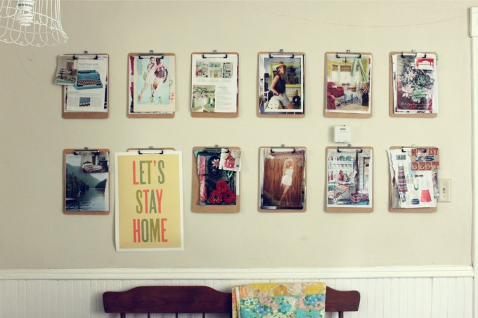 Diy tuesday super simple frame ideas tasha chawner for Cheap artwork ideas