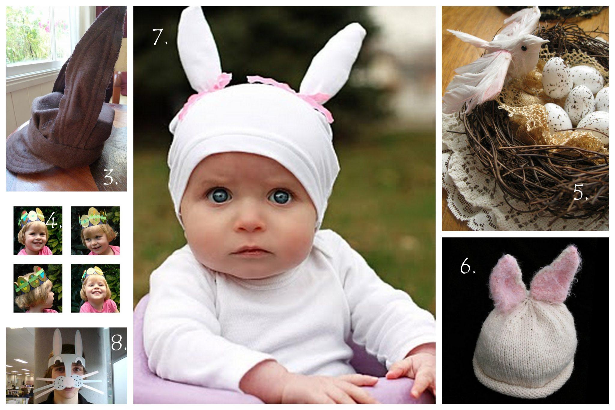 Easter hat parade tasha chawner for Easter bonnets templates