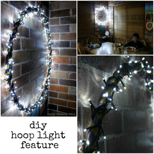 Hoop Light Collage 540x540 {DIY} Tuesday   Hoop Light