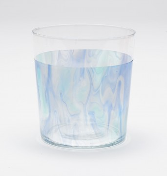 Diy tuesday add a pop of colour to your glassware for Martha stewart glass paint instructions