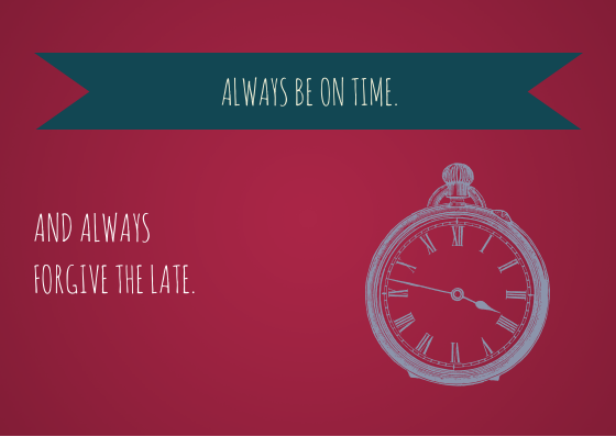 always-be-on-time