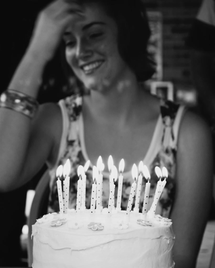 {glimpses} Birthday Girl : Tasha Chawner