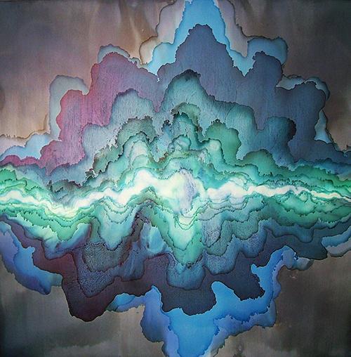 Alluvium artwork by Tobias Tovera