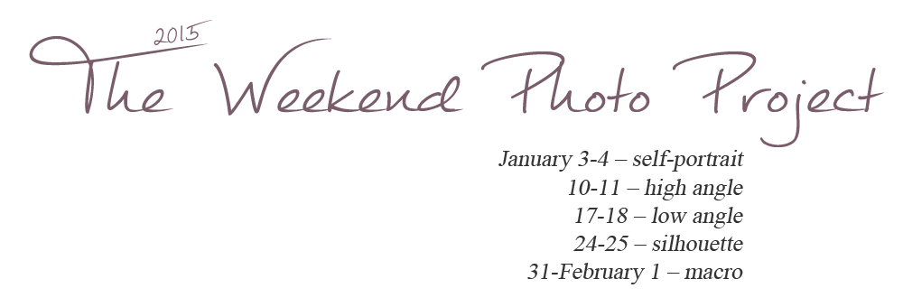 The Weekend Photo Project January prompts