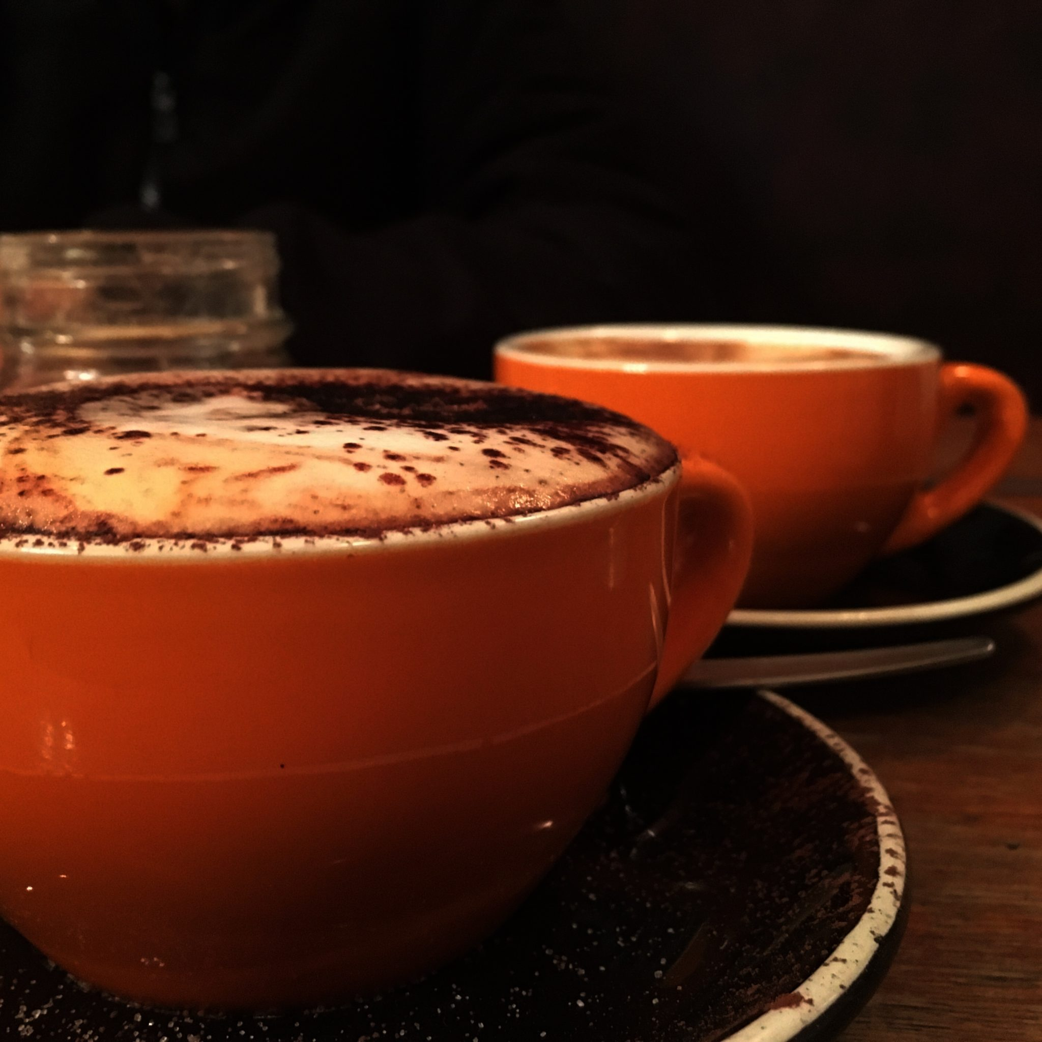 coffee from Cafe Segovia in Melbourne