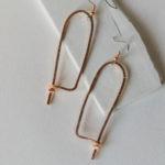 copper earrings Australia