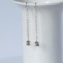 handmade-silver-cable-chain-drop-earring (1)